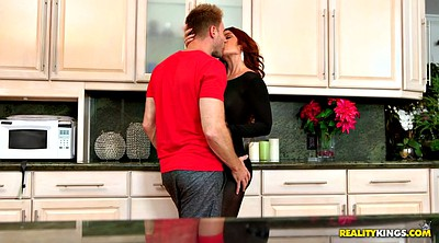Redhead, Janet mason, Body stockings