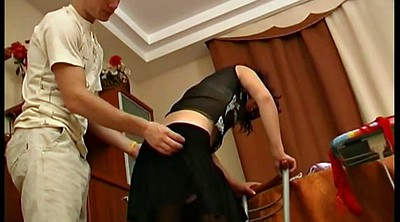 Wife anal, Russian wife
