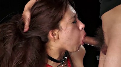 Bdsm asian, Face fucking