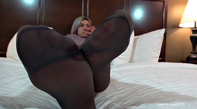 Nylon foot fetish, Nylon foot, Nylons