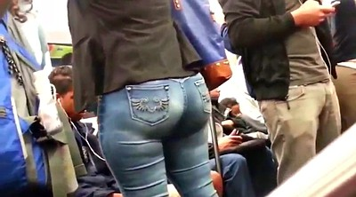 Tight jeans, Phat ass