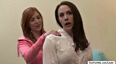 Chanel preston, Massage lesbian