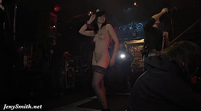 Dance, Jeny smith, Music, Bar, Naked dance