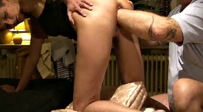 Gaping pussy, Wife fist