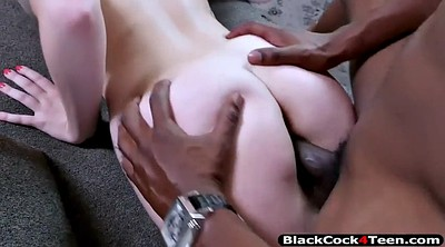 Teen big black cock, Amber