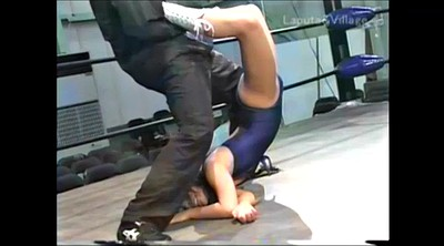 Japanese bdsm, Mixed wrestling, Mix, Japanese wrestling