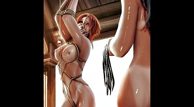 Bondage, Art, Whipping, Whip, X art, X-art