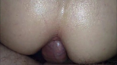 Wife anal, Milf ass, Cum in