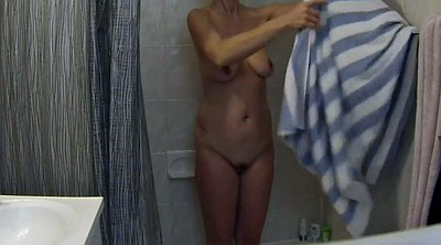 Show, Milf shower, Mature nipples, German compilation