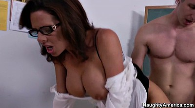 Teacher, Veronica avluv, Stand, Big tit, Standing, Teachers