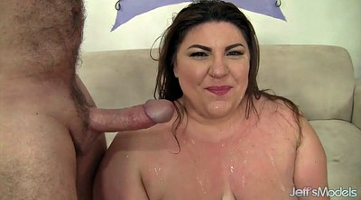 Double pussy, Chubby double, Bbw riding