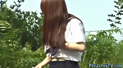 Pee, Japanese student, Japanese hd, Asian student, Students, Asian pee