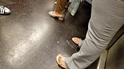 Train, Compilation feet