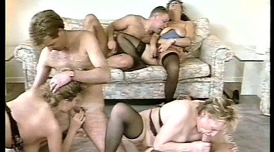 Mature group, German mature, Vintage german, German vintage, Classic sex