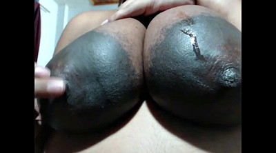 Huge nipples, Areola