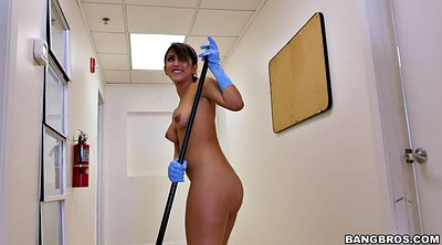 Hairy solo, Gloves, Maids, Sophia leone