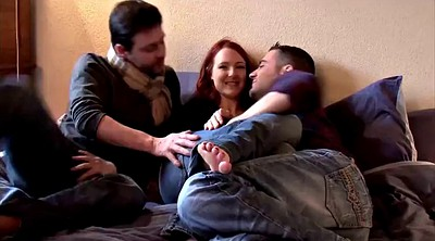 Anal casting, Casting anal, Casting threesome, Casting redhead