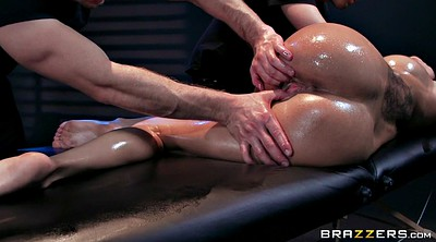 Blindfolded, Peta jensen, Body massage