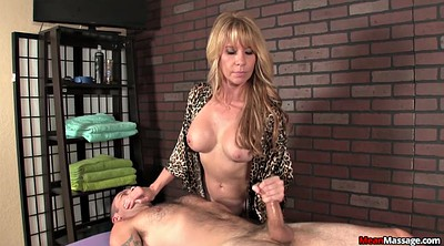 Masseuse, Hand job, Cougar