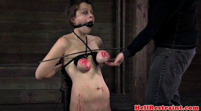 Bdsm, Caning, Spank tits, Caned