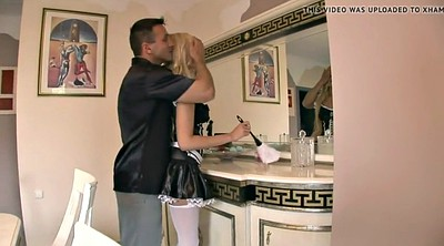 Ass, Maid anal, Anal maid, Swinger anal, Blonde maid