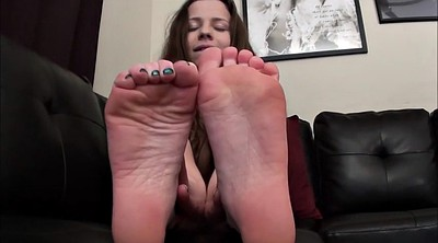 Foot, Toes, Teen feet