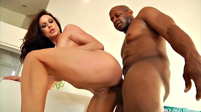 Kendra lust, Interracial anal