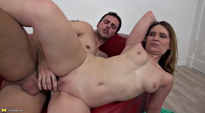 Mom, Mom son, Mom and son, Young son, Mom fuck son, Mom caught