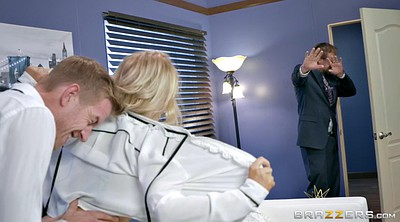 Office pantyhose, Bending, Ball, Alix lynx