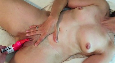Fucking mother, Doggy style, Vibe, Wife swallow