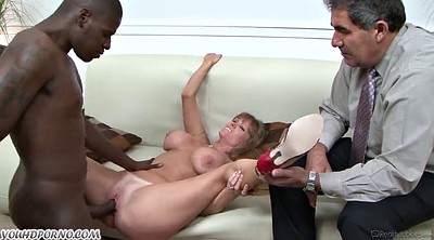 Fuck wife, Watching, Wife interracial, Interracial wife, Husband watching, Wife fucked