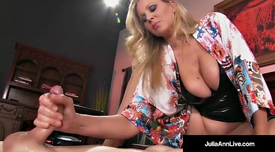 Julia ann, Abused, Abuse, Mature milf boy