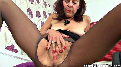Nylon, Mature nylon, Nylon milf, Nylon mature