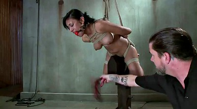 Tied up, Rope, Vibrator, Tied sex, Ropes, Big boobs sex