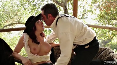 Chanel preston, Cabin, Preston, Spanking outdoor