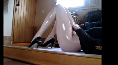 High heels, Crossdresser, Crossdress, Gay crossdresser