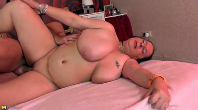 Mom fuck, Young and old, Mom bbw, Fat granny, Bbw old