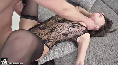 Stockings, Stockings anal, Russian stockings, Anal stockings, Russian stocking, Lace