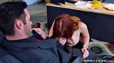 Brazzers, Creampies, Pounded, At work