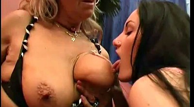 Old and young, Lesbian old young, Old and young lesbian, Mature lesbians, Big tit granny
