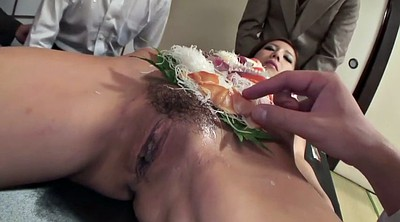 Japanese facial, Outdoor naked