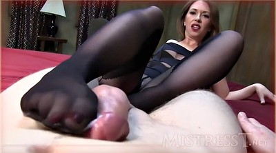 Pantyhose feet, Pantyhose mature, Mature footjob, Mature feet, Big tits milf