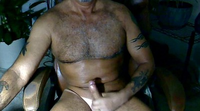 Gay, Masturbating, Big daddy gay