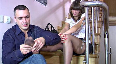 Pantyhose fuck, Foot job, Pantyhose foot, Pantyhose feet