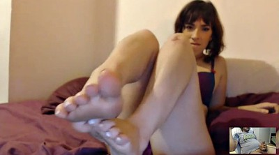 Feet, Webcams