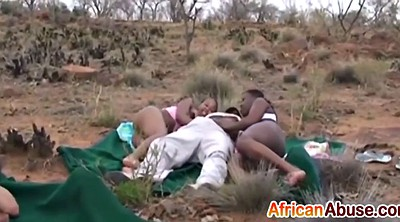 African, Blacked