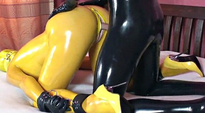 Latex, Bondage sex