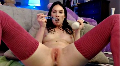Squirt, Solo squirt, Camgirl