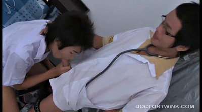 Doctor anal, Gays, Asian doctor