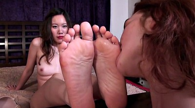 Chinese, Foot, Chinese foot, Chinese lesbian, Lesbian foot, Asian foot